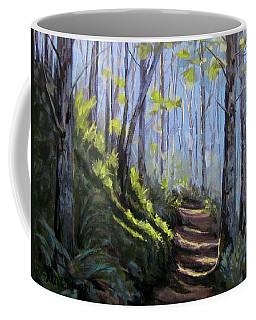 Along The Path Coffee Mug