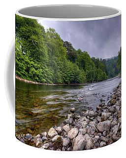 Along The River Tay Coffee Mug