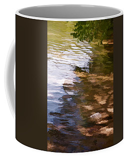 Along The Shore Coffee Mug