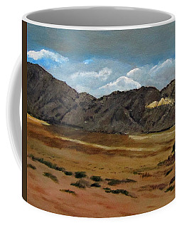 Along The Way To Eilat Coffee Mug