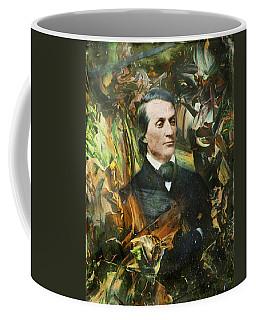 Aloof Fellow 1 Coffee Mug