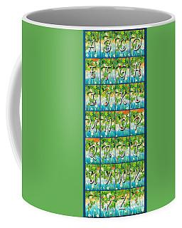 Alphabet Nature - Ivy Coffee Mug