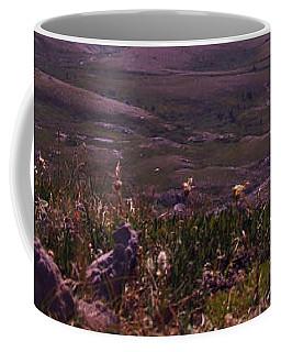 Alpine Floral Meadow Coffee Mug