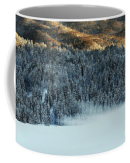 Alpine Forest Coffee Mug