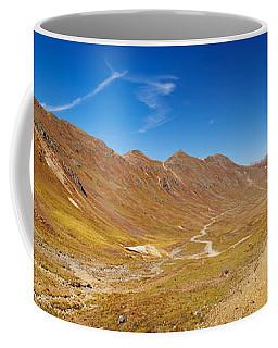Alpine Loop Scenic Byway Passing Coffee Mug