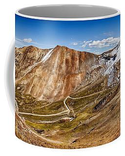 Alpine Loop Scenic Byway Trail Passing Coffee Mug