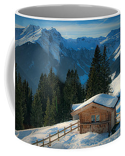 Alpine View Coffee Mug