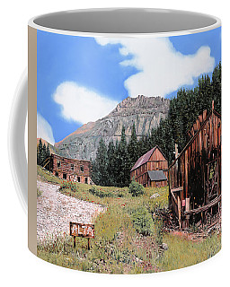 Alta In Colorado Coffee Mug