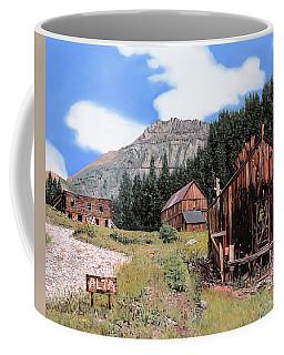 Alta In Colorado Coffee Mug