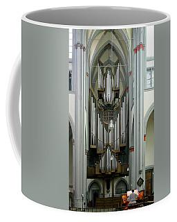 Altenberg Abbey Pipe Organ Coffee Mug
