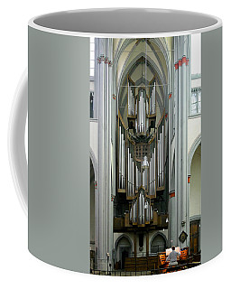 Altenberg Abbey Pipe Organ Coffee Mug