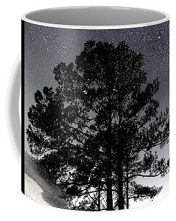 Asphalt Reflections Coffee Mug