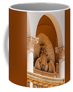 Alto Relievo Coat Of Arms Coffee Mug