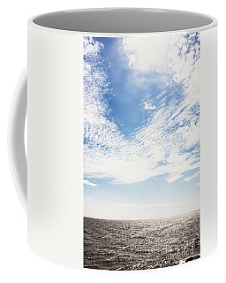 Altocumulus At Sea Coffee Mug