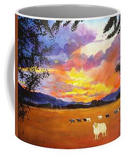 Alvin Counting Sheep Coffee Mug