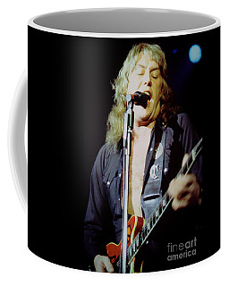 Alvin Lee - Ten Years Later At Oakland Auditorium 1979 Coffee Mug