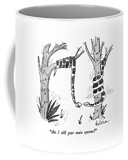 Am I Still Your Main Squeeze? Coffee Mug