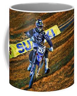 Ama 250sx Supercross Aaron Plessinger Coffee Mug