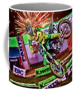Ama 450sx Supercross Chad Reed Coffee Mug