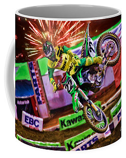 Ama 450sx Supercross Chad Reed Coffee Mug