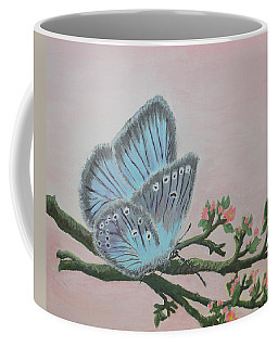 Amandas Blue Dream Coffee Mug
