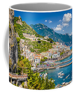 Amazing Amalfi Coffee Mug