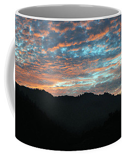 Amazing Evening Sky Coffee Mug