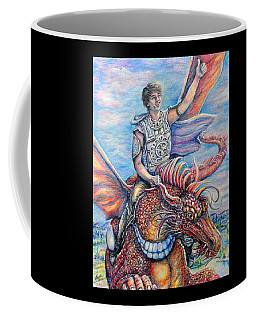 Amazing Rider Coffee Mug