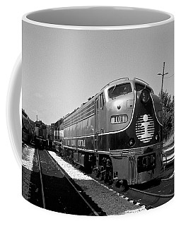 Amazing Trainyard Coffee Mug