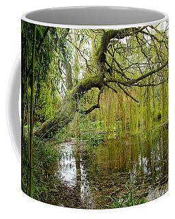 Amazingly Green Coffee Mug