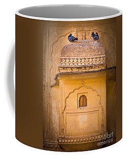 Amber Fort Birdhouse Coffee Mug