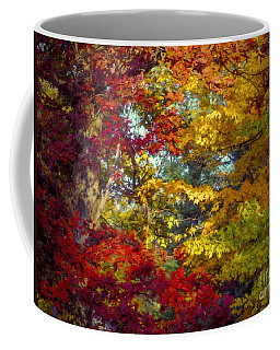 Amber Glade Coffee Mug