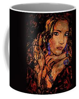 Amber Coffee Mug by Natalie Holland