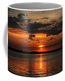Amber Sunset Coffee Mug