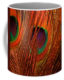 Amber Waves Of Plumage Coffee Mug