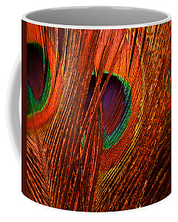 Amber Waves Of Plumage Coffee Mug
