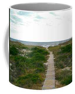 Amelia Island Beach Coffee Mug