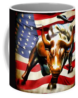 America Taking Charge Coffee Mug