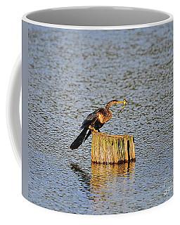 American Anhinga Angler Coffee Mug