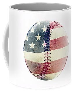 American Baseball Coffee Mug