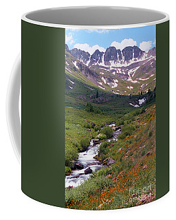 American Basin Wildflowers Coffee Mug