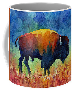 American Buffalo II Coffee Mug