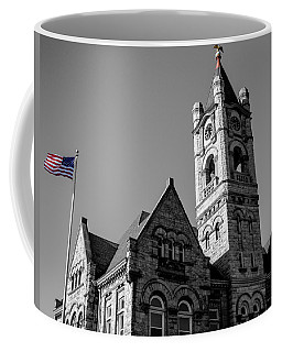 American Courthouse Coffee Mug