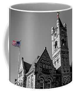 American Courthouse Coffee Mug