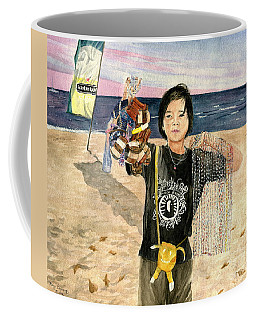 American Dream Girl Coffee Mug