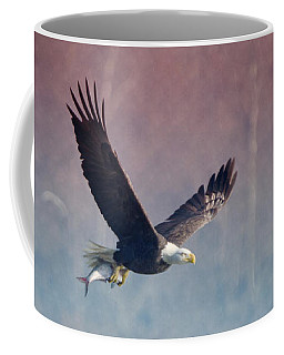American Eagle Coffee Mug