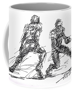 American Football 3 Coffee Mug