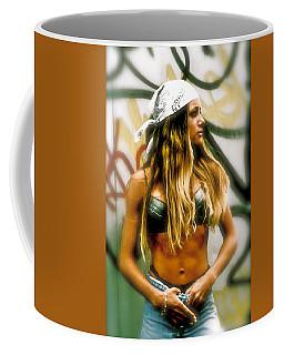 American Grunge  Coffee Mug