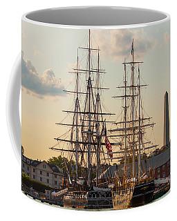 American History Coffee Mug