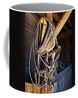 Coffee Mug featuring the photograph American History by Jim Garrison